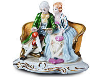 """Фарфоровая коллекционная статуэтка Lefard """"Читай мне романсы"""" 101-770, фото 1"""