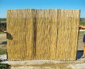 Камышовый забор,1400х6000мм