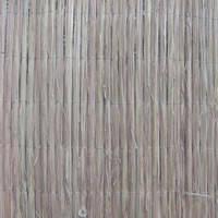 Декоративное ограждение из морской травы 2000х5000