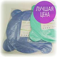Салфетки вкладыши для стоматологической чаши плевательницы, спанбонд, 25шт в упаковке, разноцетные colorfull
