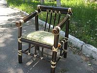 Кресло из бамбука