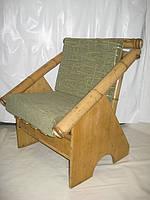 Кресло бамбук 4