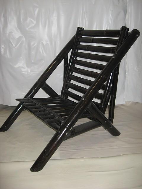 Кресло бамбук 6