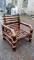 Кресло бамбук 52