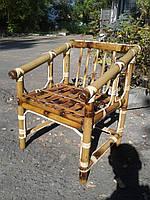 Кресло из бамбука- 3