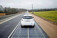 Дороги майбутнього у Франції: замість асфальту — сонячні батареї!