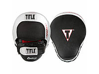 Лапы TITLE Aerovent Anarchy Punch Mitts