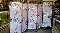 Ширма из бамбука 170х250см   Сакура