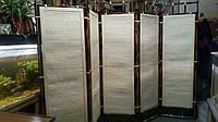 Ширма из бамбука  170х250см Ротанг