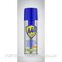 Универсальная смазка (очиститель ржавчины) Akfix A-40 Magic 400 ml