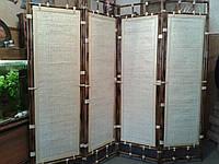 Ширма из бамбука  170х200см Ротанг