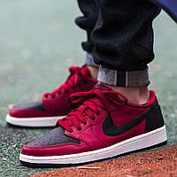 Оригинальные кроссовки Air Jordan 1 Retro Low OG Gym Red (705329-601) 2d01edec735