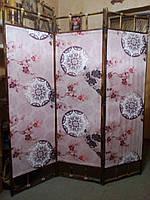 Ширма из бамбука 170х150см   Сакура
