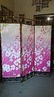 Ширма из бамбука 170х150см   Ветка сакуры
