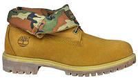 Оригинальные кроссовки Timberland Roll Top FTB (6835A)