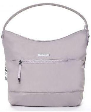 941a7102aa07 Женская сумка из нейлона Hedgren AURA HAUR03/274, серая - SUPERSUMKA интернет  магазин в