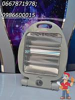 Тепловентилятор, обогреватель галогенный Climatic 3303 0,8 кВт. Распродажа в связи с закрытием магазина!!, фото 1