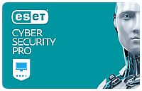 Антивирус Cyber Security (1год, 3пк)Eset
