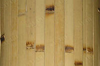 Бамбуковые обои (светлые-обожженные) ширина планки 17мм   высота 1,5  м.
