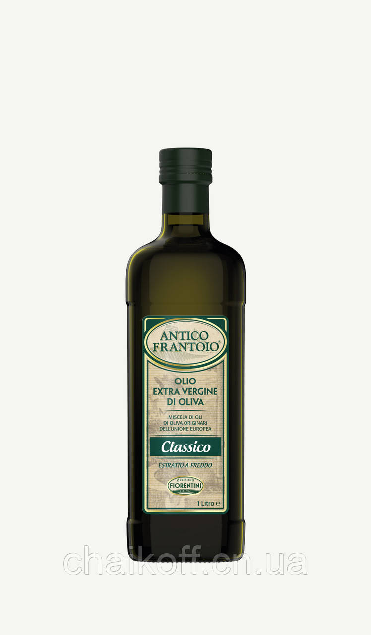 Масло оливковое Antico Frantoio Olio extra vergine di oliva 1 л.( Италия)