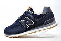 Классические кроссовки New Balance 574 Classic, Dark Blue