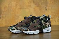 Мужские кроссовки Reebok Insta Pump Fury Camo 41, фото 1