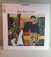 CD диск Miles Davis - E.S.P.