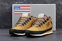 Кроссовки ботинки New Balance 754. Кожа 100%. Бежевые