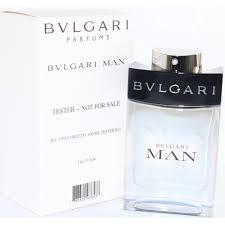 Тестер без крышечки духи мужские Bvlgari Man(  Булгари Мэн)