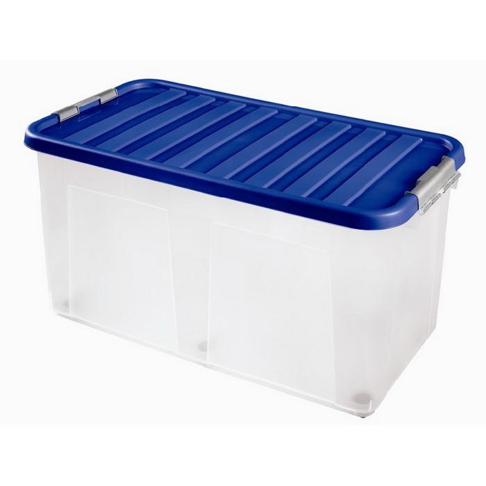 Пищевой контейнер на колесах Heidrun 100 л, 80х40х40 см (1617)