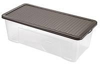 Пищевой контейнер с крышкой Heidrun 65л, 80х40х26 см (4688)