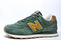 Кроссовки со скидкой New Balance 574 Classic, Green
