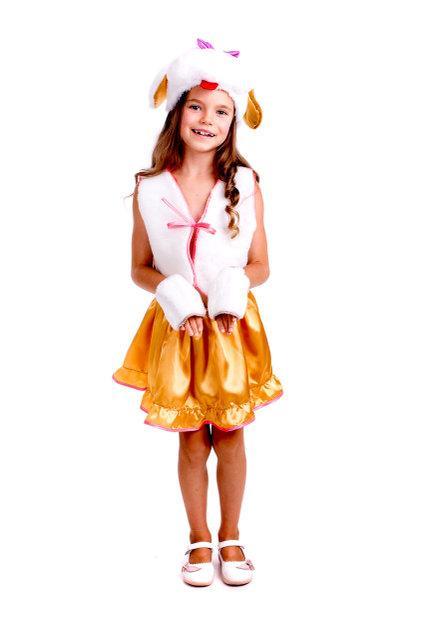 Карнавальный костюм для девочки Собачка