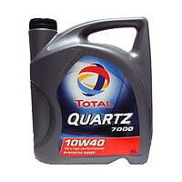 Масло моторное Total QUARTZ 7000 10W-40 4л
