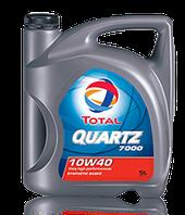 Масло моторное Total QUARTZ 7000 10W-40 5л