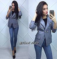 Универсальный женский пиджак
