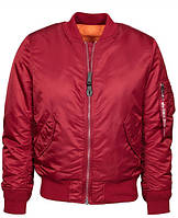 Женский бомбер Alpha Industries MA-1 W Flight Jacket WJM44500C1 (Commander Red)
