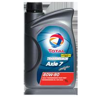 Масло трансмиссионное Total AXLE 7 80W-90 GL-5 1л