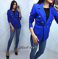 Модный и современный пиджак