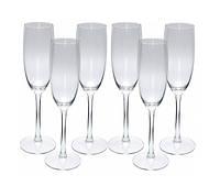 Luminarc Signature Набор бокалов для шампанского 6*170 мл