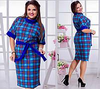 Платье женское большие размеры (цвета) Г03434, фото 1