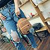 Модный вельветовый мини рюкзак, фото 6