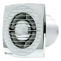 Вытяжной вентилятор Blauberg Bravo Chrome 150