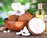 Натуральное кокосовое живое масло, 100 мл