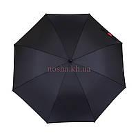 Зонт-трость de esse 1203 полуавтомат Черный