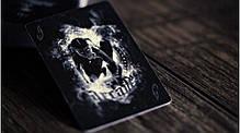 Карти гральні | Arcane Black Mini Deck, фото 2