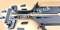 Карбоновый обвес Brabus WideStar Mercedes Benz G-Class W463 (боковые части)