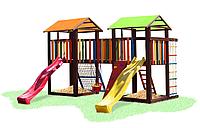 Детский игровой комплекс Городок, фото 1