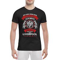 GlobusPioner Мужская футболка I am a Liverpool 68134
