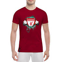 GlobusPioner Мужская футболка Liverpool inside 68137